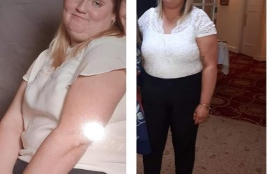 Big Thanks to Louise Lacken for sharing her Fitness Journey with us.